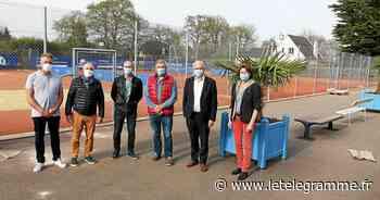 Fouesnant - À Fouesnant, « Nous voulons faire des Tennis de Kerlosquen un lieu de vie, dès le printemps » - Le Télégramme