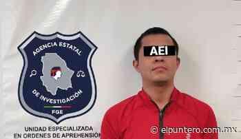 Detiene AEI a presunto homicida en la ciudad de Delicias - El puntero