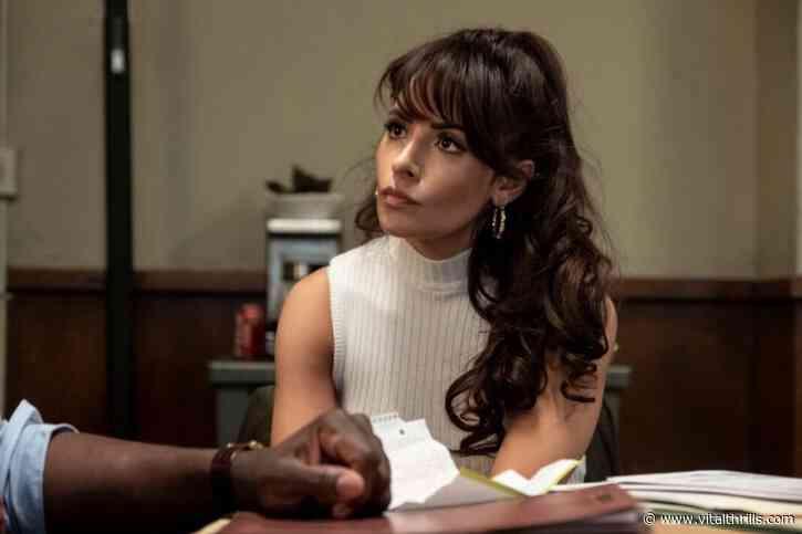 Sarah Shahi Joins Dwayne Johnson in Black Adam Movie - VitalThrills.com