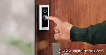 Ring Video Doorbell Wired vs. Video Doorbell Pro 2