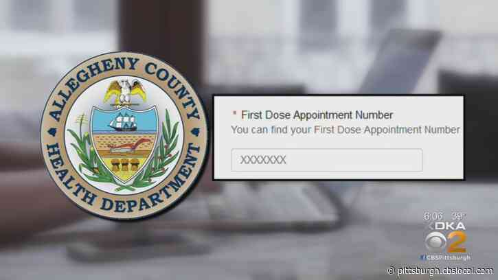 Allegheny County Residents Running Out Of Patience With New Vaccination Registration Website