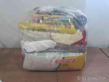 Covid-19: Prefeitura de Nova Serrana e Defesa Civil fazem campanha para arrecadar alimentos - G1