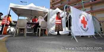 À Menton, la Croix Rouge propose des tests Covid gratuits jusqu'à 15h30 - Nice-Matin