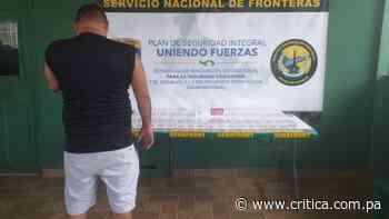 Caen dos panameños en Guabito transportando 580 paquetes de cigarrillos ilegal - Crítica