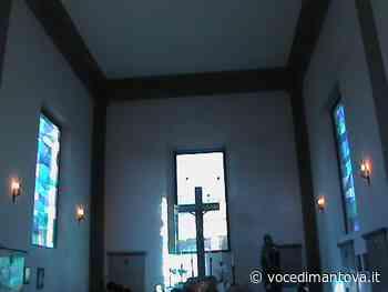 Ecco le nuove vetrate della cappella cimiteriale di Castel Goffredo   Voce Di Mantova - La Voce di Mantova