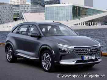 Hyundai NEXO mit fünf Sternen beim Green NCAP ausgezeichnet - Speed-Magazin Motorsport Nachrichten
