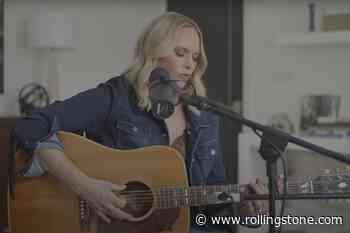 Watch Miranda Lambert's Acoustic 'Settling Down'