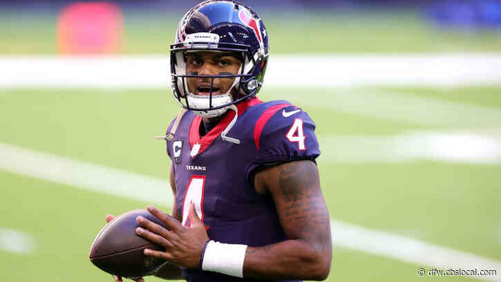 Houston Police Investigating Texans Quarterback Deshaun Watson, Accused By 21 Women Of Sexual Assault, Harassment
