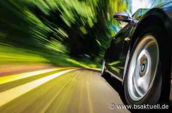 Verbotenes Autorennen bei Bad Hindelang - BSAktuell