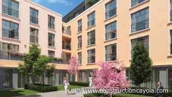HomniCity construit sa première résidence haut de gamme à Maisons-Laffitte - Construction Cayola