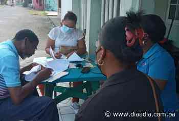 Coordinan cursos para moradores de María Chiquita y Portobelo - Día a día