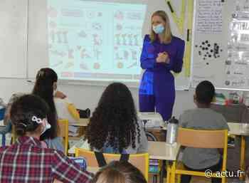 Yvelines. Mantes-la-Jolie : la rectrice rassurante avant la fermeture des écoles : « Nous sommes prêts ! » - actu.fr