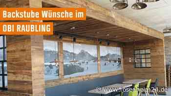 Die neue Backstube Wünsche im OBI Raubling - rosenheim24.de