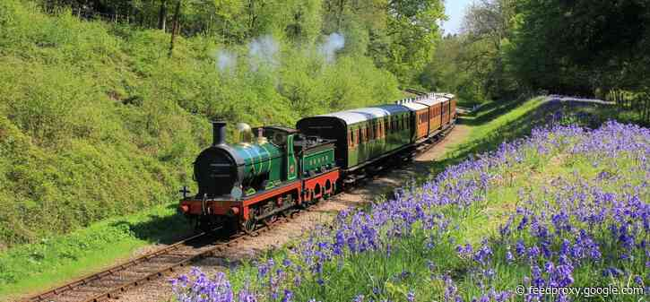 Epping Ongar and Bluebell heritage railways to restart trains