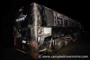 Coroner says lack of seatbelts a factor in fatal Bamfield bus crash - Campbell River Mirror