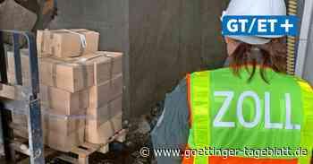 In Hardegsen illegal 24 Tonnen Wasserpfeifentabak hergestellt - Göttinger Tageblatt