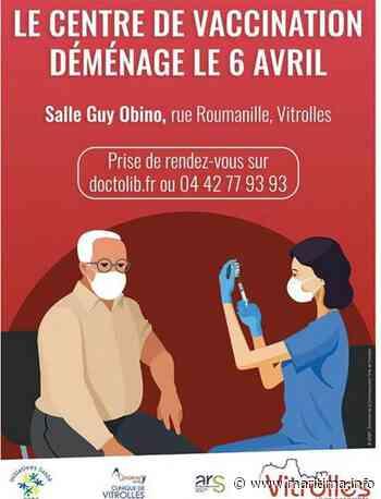 Vitrolles : le centre de vaccination déménage à la salle Guy Obino - Vitrolles - Santé - Maritima.info