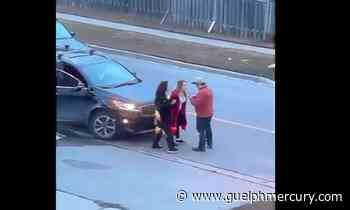 News Did she hit your car? Bowmanville road rage incident caught on video - GuelphMercury.com