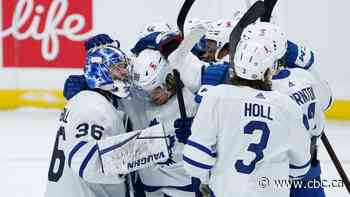 Leafs sweep series with Jets on Spezza's SO winner, Campbell's game-saving heroics