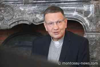 Monseigneur Benoît Rivière, Evêque d'Autun, Chalon et Mâcon - Montceau News