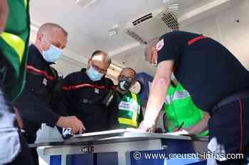 AUTUN : Alerte incendie sur le domaine de Montjeu - Creusot-infos.com