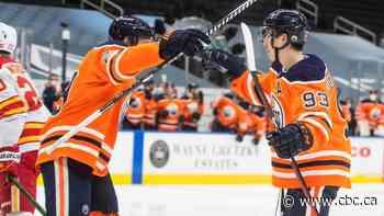 McDavid leads Oilers past Flames in latest Battle of Alberta