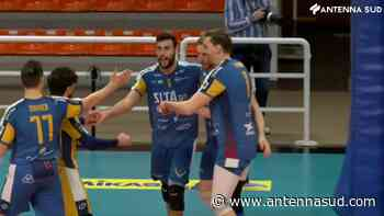 Volley serie A2   Cantu'-Castellana 2-3 - Antenna Sud