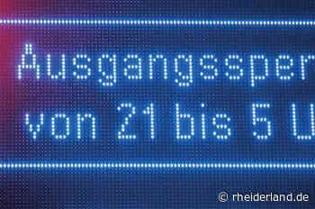 31. März 2021 Kreis Leer: In Weener ist die Nacht tabu - Rheiderland Zeitung