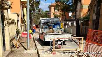 Porto San Giorgio: marciapiede, asfaltatura e accessibilità. Partiti i lavori in via 4 novembre - Vivere Fermo