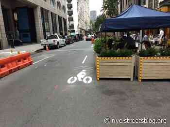 Upper East Side Candidate Moscaritolo Wants Residential Parking Permits - Streetsblog New York