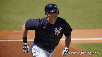 MLB American League East Preview: The New York Yankees Dominate - Forbes