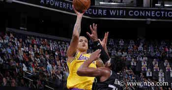 Running Diary: Lakers 115 | Kings  94 (04/02/21)