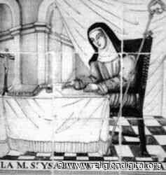 """Sor Isabel de Villena (S.XV) """"Per tota la natura humana será trait e mort"""" - Religión Digital"""