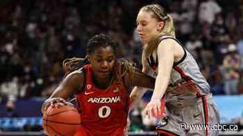 Wildcats turn UConn's title hopes upside down, reach 1st-ever women's final