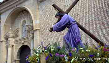 Campohermoso celebra la Semana Santa con eucaristía al parque - Caracol Radio