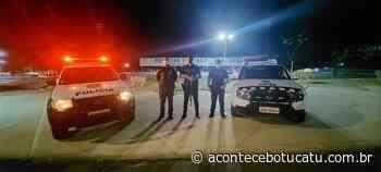 Forças de segurança de Itatinga prendem homem após roubo contra idosa em Itatinga   Jornal Acontece Botucatu - Acontece Botucatu