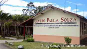 Oportunidade Etec em Iguape abre seleção para professores 29/03/2021 às 08h - Adilson Cabral