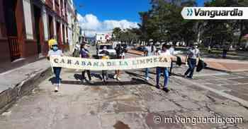Caravana por la limpieza y embellecimiento tuvo lugar en Mogotes - Vanguardia