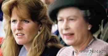 Sarah Ferguson: Das passierte ihr beim ersten Treffen mit der Queen - BUNTE.de