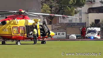Tenta il suicidio ingerendo dell'acido muriatico: giovane uomo in gravi condizioni - BresciaToday