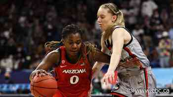 Arizona turn UConn's title hopes upside down, reach 1st-ever women's final