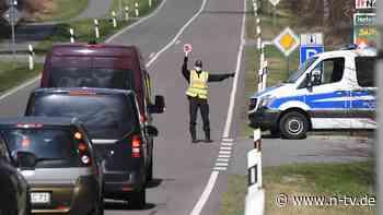 Verbotene touristische Einreisen: MV weist Urlauber und Ausflügler aus