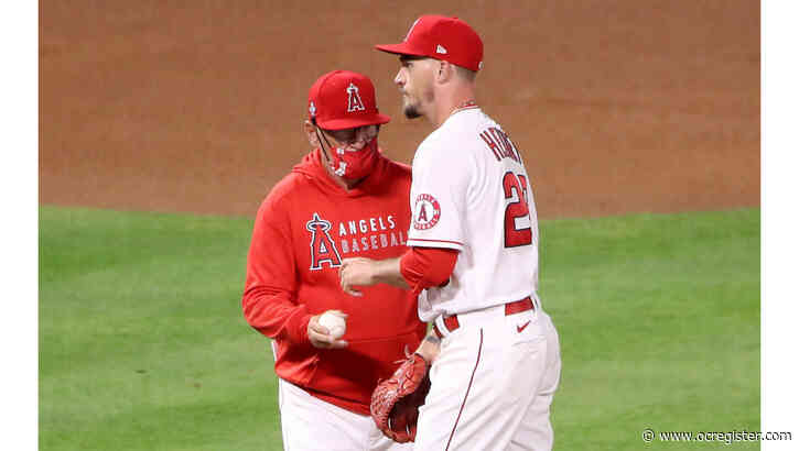 Angels learn from Andrew Heaney's failure and Chris Rodriguez's success in loss