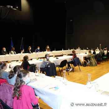 Eysines : les jeunes élus ont présenté leurs projets - Sud Ouest