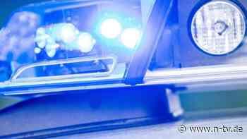 Hessen:Einige Gullydeckel in Babenhausen aus Verankerung gehoben - n-tv NACHRICHTEN