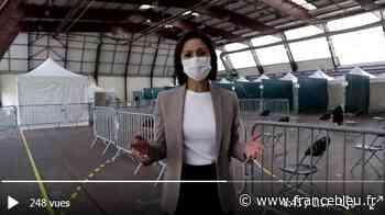 VIDÉO - À Chilly-Mazarin, la maire attend depuis 2 mois l'autorisation d'ouvrir un centre de vaccination - France Bleu