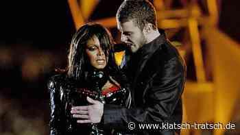 Nipplegate: Kann Janet Jackson Justin Timberlake endlich vergeben? - klatsch-tratsch.de