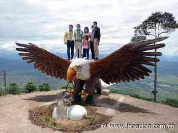 Mirador del Águila, un nuevo destino turístico en Tesalia • La Nación - La Nación.com.co