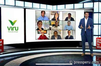 Virú SA se coloca en el Top Ten de los «Mejores lugares para trabajar en el Perú 2020» - Press Perú
