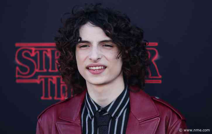 Finn Wolfhard confirms The Aubreys have finished recording their debut album